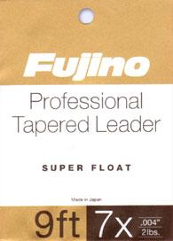 PROFESSIONAL SUPER FLOAT TAPERED LEADER
