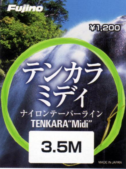 Tenkara Midi